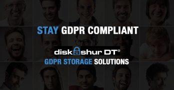 GDPR Data Storage Solutions