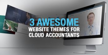 3 Amazing Website Themes For Cloud Accountants
