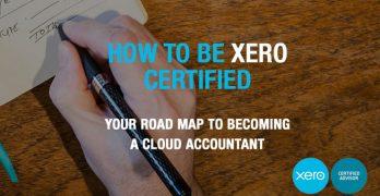 How to be XERO certified